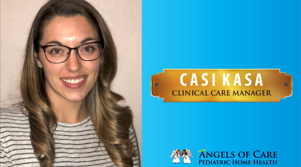 Casi - Clinical Care Manager at Angels of Care