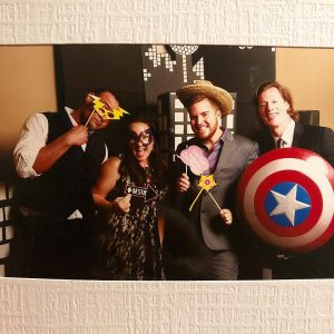 Fun at the HEROES Gala